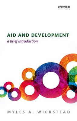 Aid and Development: A Brief Introduction (Hardback)