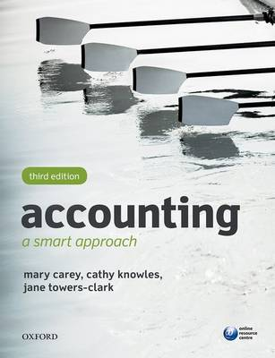 Accounting: A Smart Approach (Paperback)