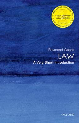 Law: A Very Short Introduction - Very Short Introductions (Paperback)
