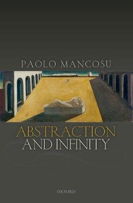 Abstraction and Infinity (Hardback)