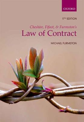 Cheshire, Fifoot, and Furmston's Law of Contract (Paperback)