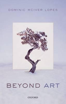 Beyond Art (Paperback)