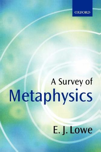A Survey of Metaphysics (Paperback)