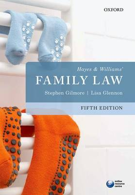 Hayes & Williams' Family Law (Paperback)
