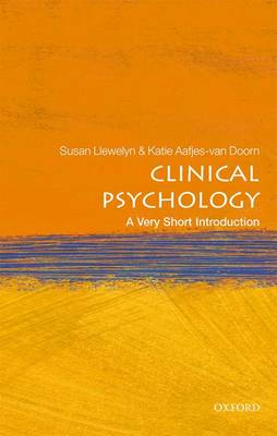 Clinical Psychology: A Very Short Introduction - Very Short Introductions (Paperback)