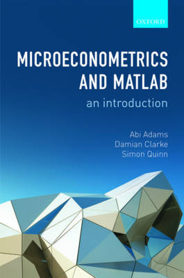 Microeconometrics and MATLAB: An Introduction (Paperback)