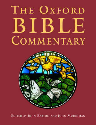 The Oxford Bible Commentary (Hardback)