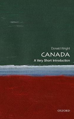 Canada: A Very Short Introduction - Very Short Introductions (Paperback)