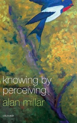 Knowing by Perceiving (Hardback)