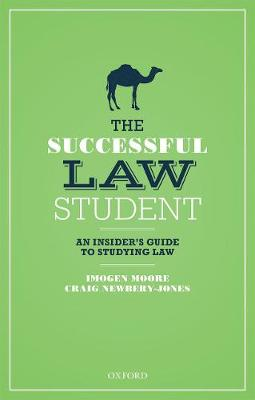 The Successful Law Student: An Insider's Guide to Studying Law (Paperback)