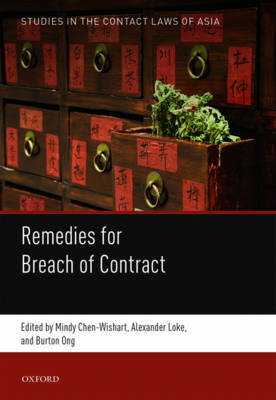 Remedies for Breach of Contract (Hardback)