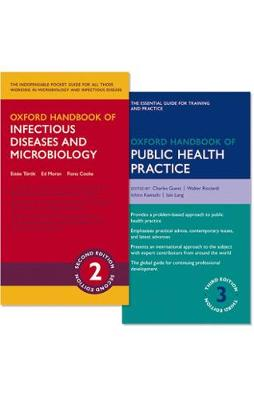 Oxford Handbook of Public Health Practice and Oxford Handbook of Infectious Diseases - Oxford Medical Handbooks