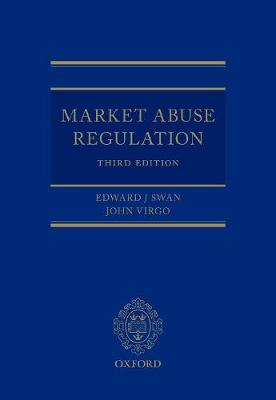 Market Abuse Regulation (Hardback)