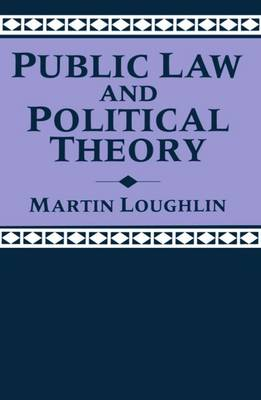 Public Law and Political Theory (Paperback)