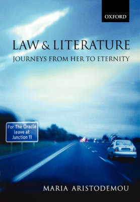Law and Literature: Journeys From Her to Eternity (Paperback)