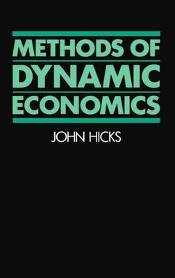 Methods of Dynamic Economics (Paperback)