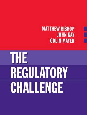 The Regulatory Challenge (Paperback)
