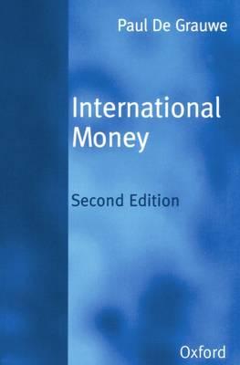 International Money: Postwar Trends and Theories (Paperback)