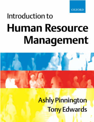 Introduction to Human Resource Management (Paperback)