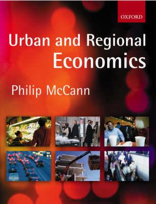 Urban and Regional Economics (Paperback)