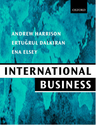 International Business: Global Competition From a European Perspective (Paperback)