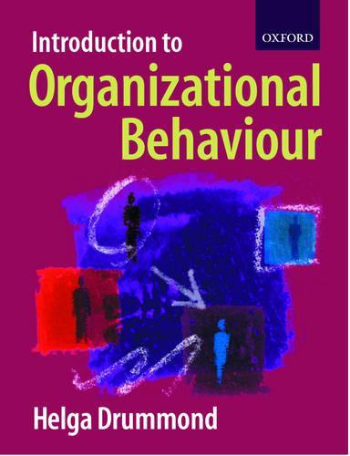 Introduction to Organizational Behaviour (Paperback)