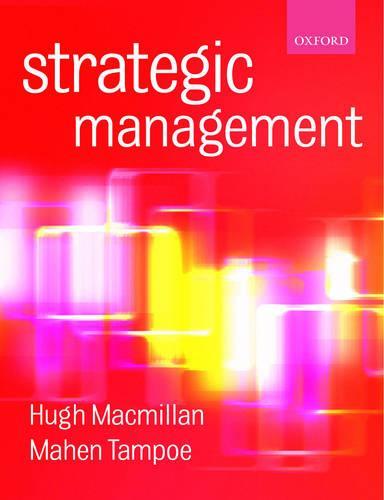 Strategic Management: Process, Content, and Implementation (Paperback)