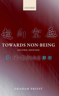 Towards Non-Being (Paperback)