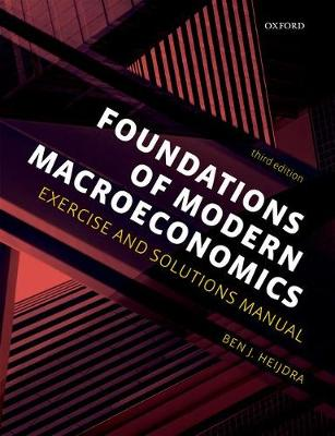 Foundations of Modern Macroeconomics: Exercise and Solutions Manual (Paperback)