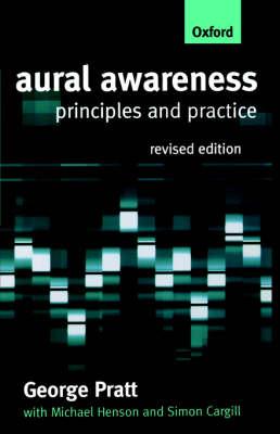 Aural Awareness: Principles and Practice (Paperback)