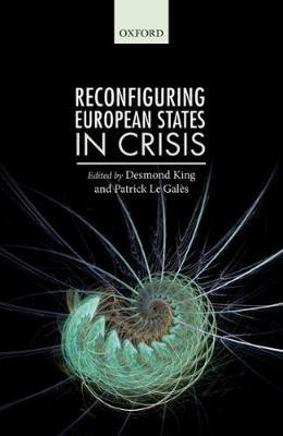 Reconfiguring European States in Crisis (Hardback)