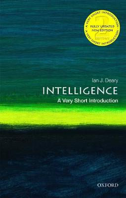 A Very Short Introduction to... Intellegence