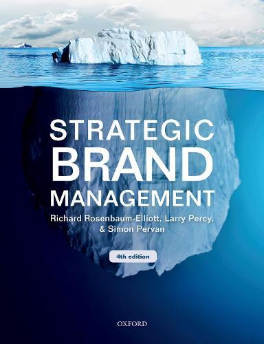 Strategic Brand Management (Paperback)