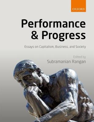 Performance and Progress: Essays on Capitalism, Business, and Society (Paperback)