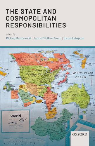 The State and Cosmopolitan Responsibilities (Hardback)