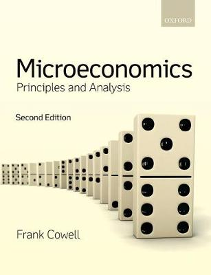 Microeconomics: Principles and Analysis (Paperback)