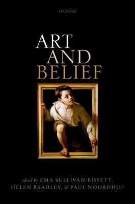 Art and Belief - Mind Association Occasional Series (Hardback)