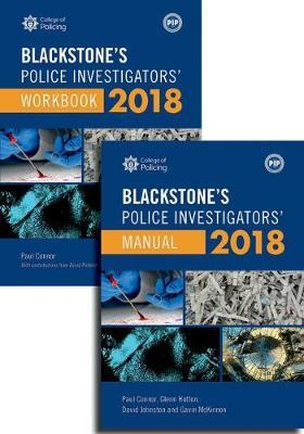 Blackstone's Police Investigators' Manual and Workbook 2018