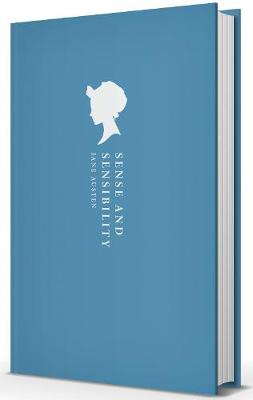 Cover of the book, Sense and Sensibility.