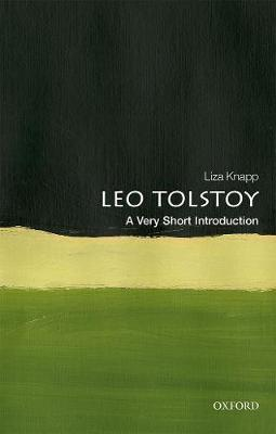Tolstoy: A Very Short Introduction - Very Short Introductions (Paperback)