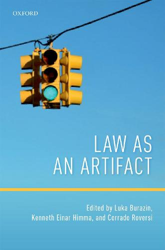Law as an Artifact (Hardback)