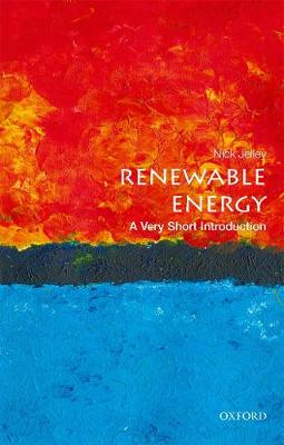 A Very Short Introduction to... renewable energy