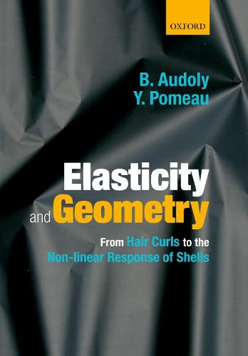 Elasticity and Geometry: From hair curls to the non-linear response of shells (Paperback)