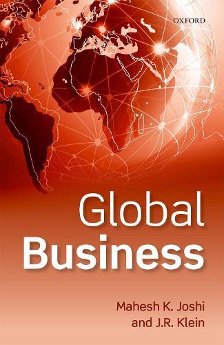 Global Business (Hardback)