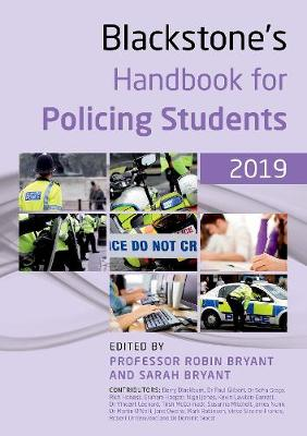 Blackstone's Handbook for Policing Students 2019 (Paperback)