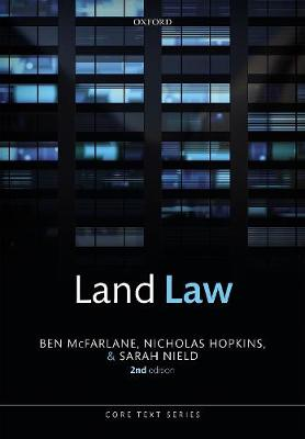 Land Law - Core Texts Series (Paperback)