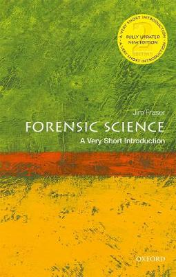 Forensic Science: A Very Short Introduction - Very Short Introductions (Paperback)