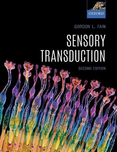 Sensory Transduction (Paperback)