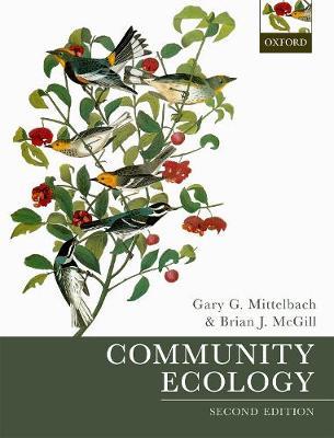 Community Ecology (Hardback)