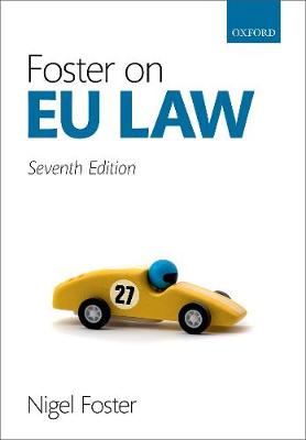 Foster on EU Law (Paperback)
